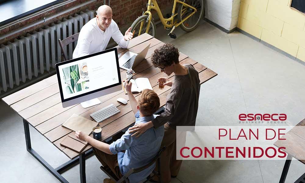 Guía básica del plan de contenidos en la empresa