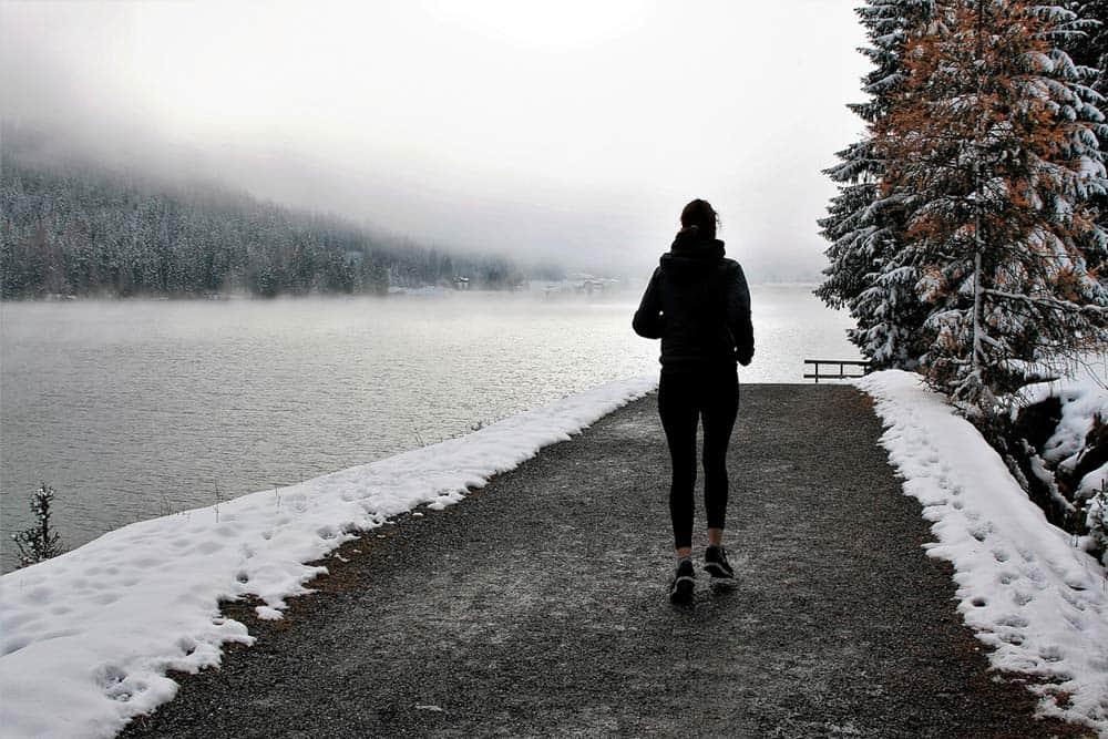 Aprende a mantener tu plan de entrenamiento en invierno