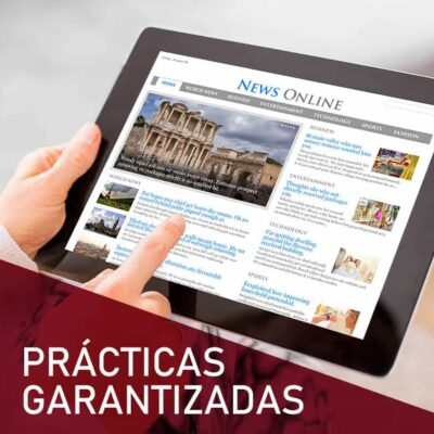 postgrado en periodismo digital