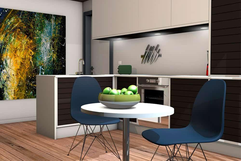 Programas de diseño: creando tus proyectos de interiorismo en 3D