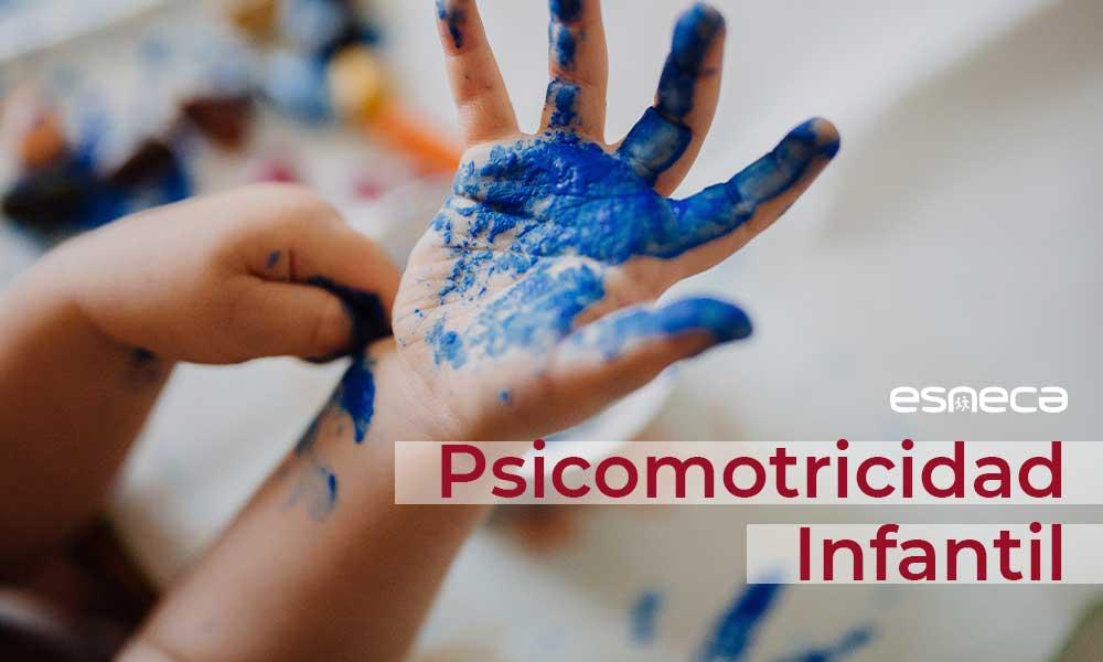 Psicomotricidad infantil: qué es y cómo trabajarla en casa
