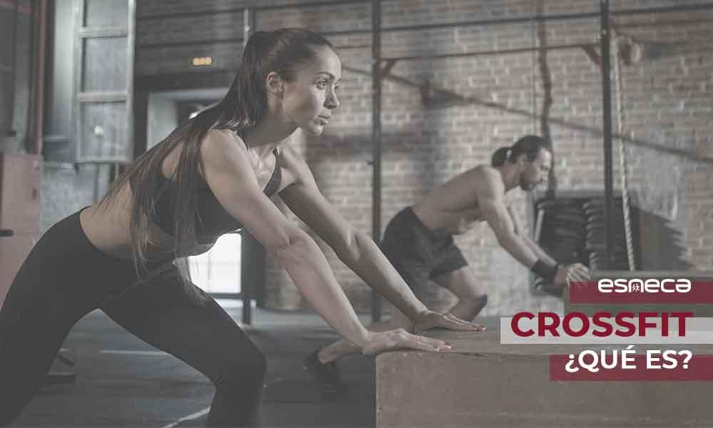 ¿Qué es el CrossFit?: Diccionario de términos