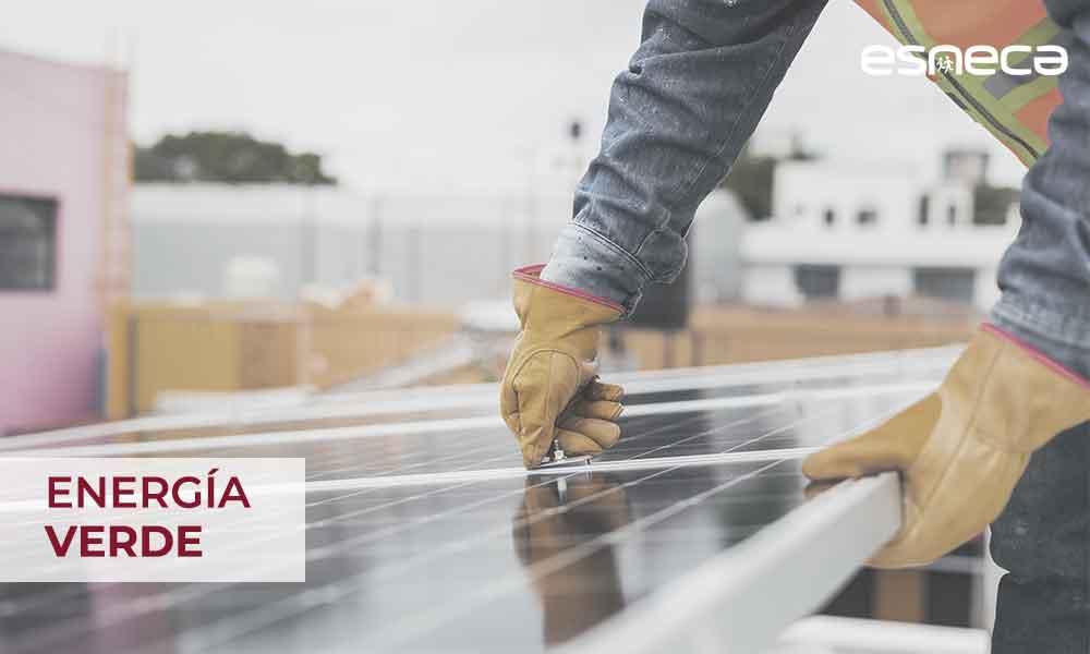 ¿Qué es la energía verde y qué ventajas tiene?