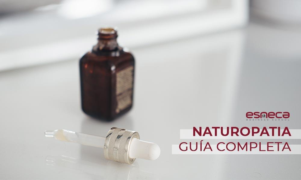 Qué es la naturopatía: guía completa