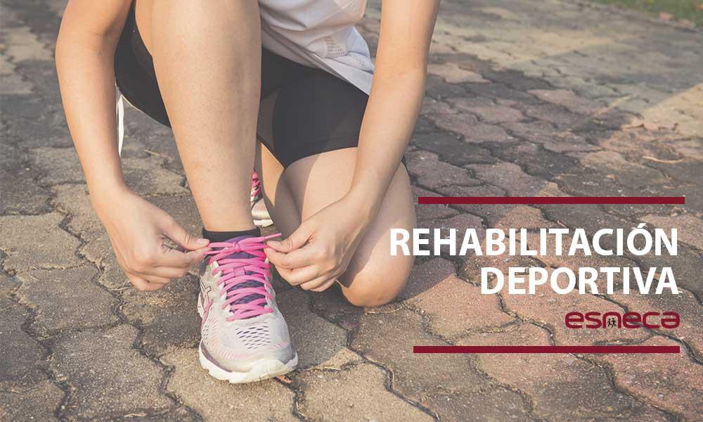Rehabilitación deportiva: cómo nos puede ayudar