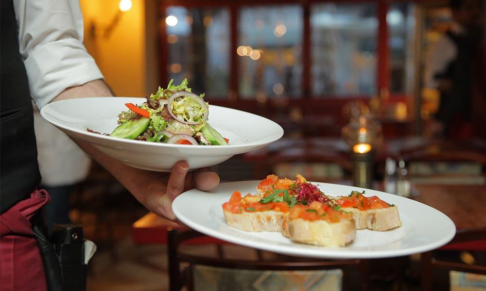 Montar un restaurante vegetariano
