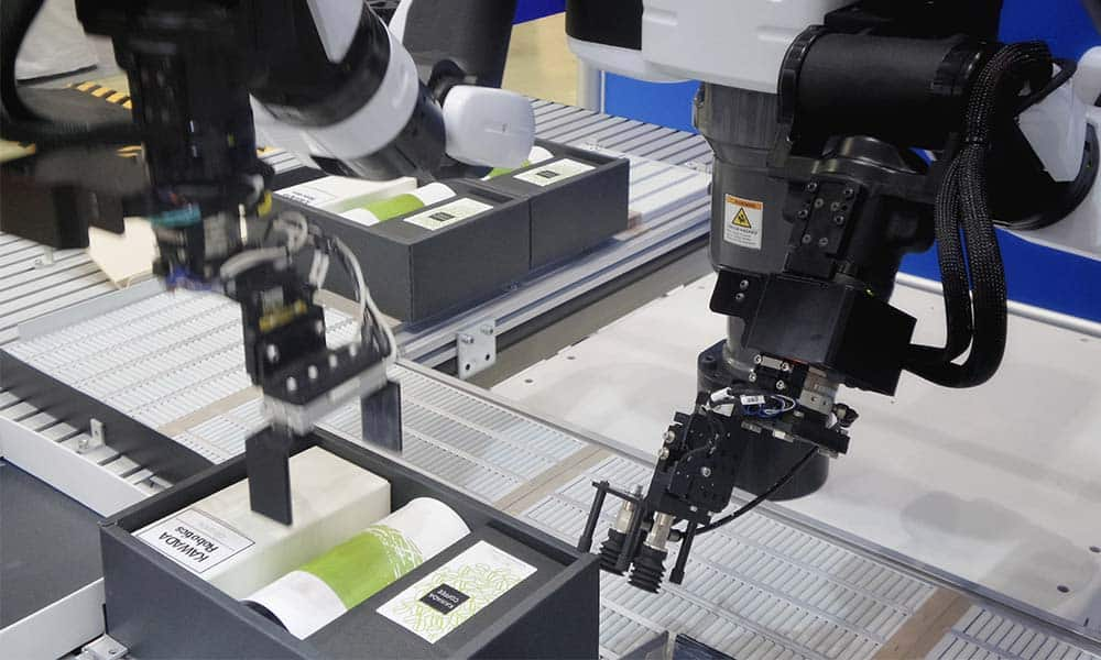 Qué es la robótica colaborativa y para qué sirve