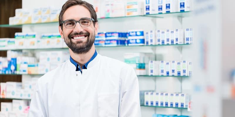 Conviértete en técnico en farmacia con nosotros
