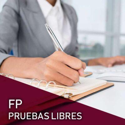 Realiza las pruebas libres del fp técnico en gestión administrativa
