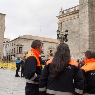 Estudiar Curso Protección civil