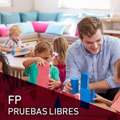 grado superior en educacion infantil