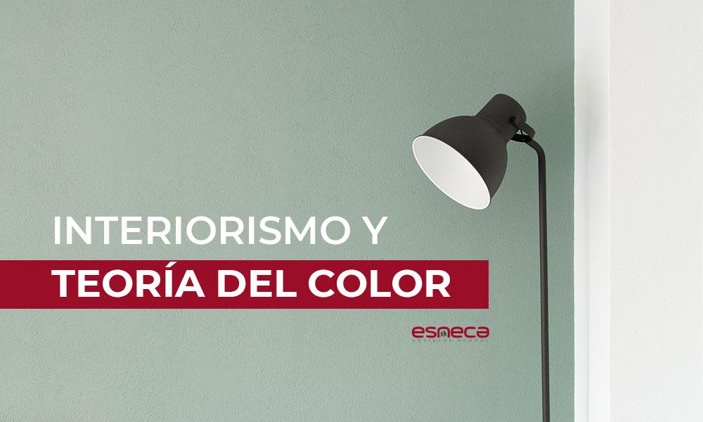 ¿Cómo aplicar la teoría del color al interiorismo?