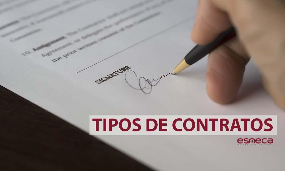 Los cuatro tipos de contratos laborales que debes conocer