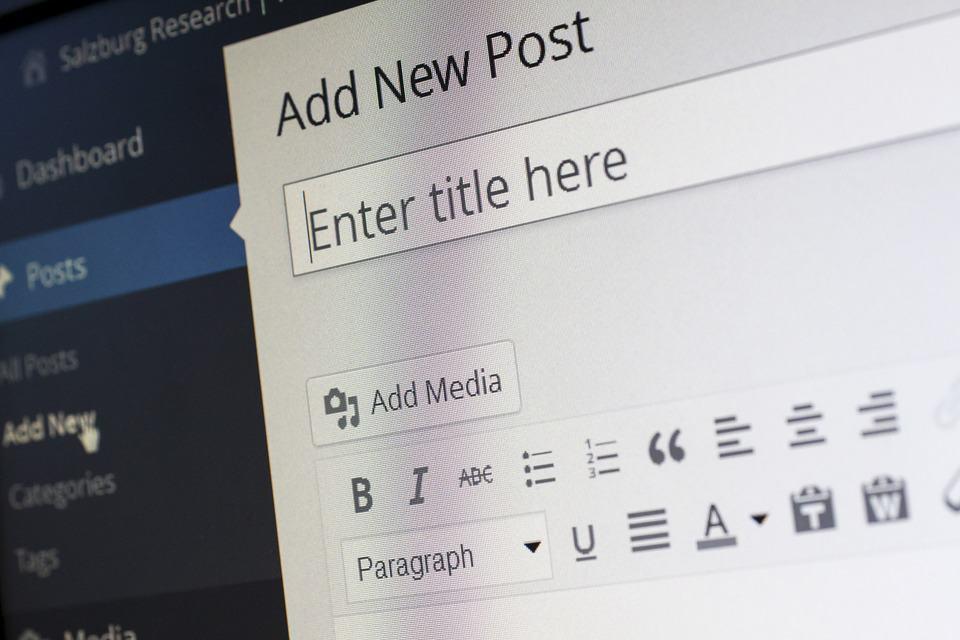 5 consejos para crear un blog deportivo