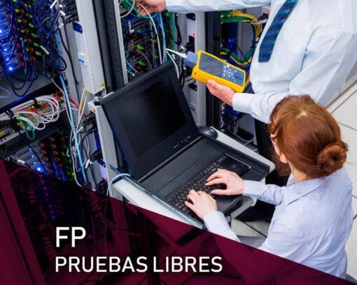 Técnico en administración de sistemas informáticos en red