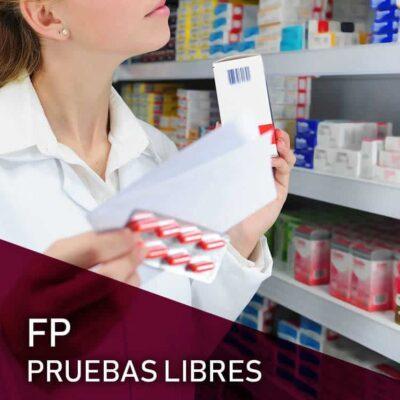 tecnico en farmacia y parafarmacia fp pruebas libres